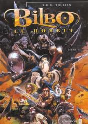 Bilbo Le Hobbit T.1 - Couverture - Format classique