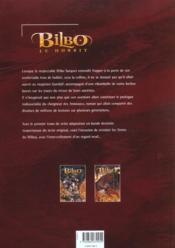Bilbo Le Hobbit T.1 - 4ème de couverture - Format classique