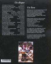 Chants De Marins ; A La Decouverte D'Une Tradition Vivante - 4ème de couverture - Format classique