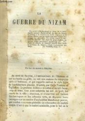 La Guerre Du Nizam - Couverture - Format classique