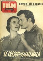 Film Complet N° 473 - Le Tresor Du Guatemala - Couverture - Format classique