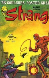 Strange N°142 - Couverture - Format classique