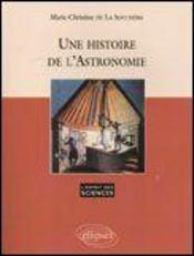 Une histoire de l'astronomie - Intérieur - Format classique