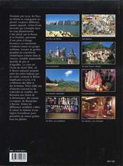 J'Aime La France. Les Pays Du Rhone - 4ème de couverture - Format classique