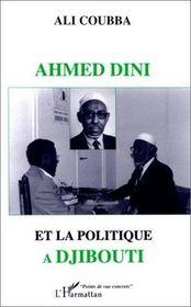 Ahmed dini et la politique à djibouti - Intérieur - Format classique