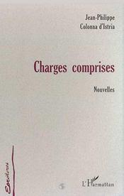 Charges Comprises - 4ème de couverture - Format classique