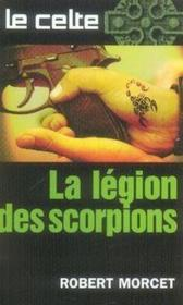 La Legion Des Scorpions - Couverture - Format classique