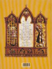 Le diable aux trois cheveux d'or t.1 - 4ème de couverture - Format classique