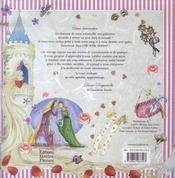 L'art d'être une princesse - 4ème de couverture - Format classique