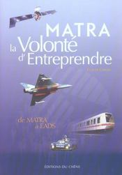 Matra - Intérieur - Format classique