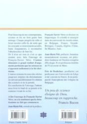 Confiance Dans L'Azur - 4ème de couverture - Format classique