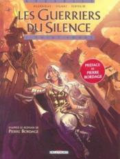 Les guerriers du silence t.1 ; point rouge - Couverture - Format classique