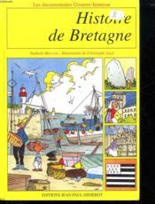 Histoire De Bretagne - Couverture - Format classique