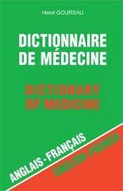 Dictionnaire de médecine ; anglais/français ; 150.000 traductions - Intérieur - Format classique