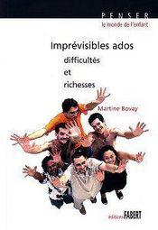 Imprevisibles Ados - Intérieur - Format classique