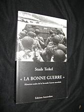 Bonne Guerre (La) - Couverture - Format classique