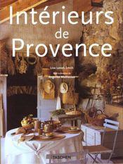 Ju-Interieurs De Provence - Intérieur - Format classique