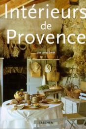 Ju-Interieurs De Provence - Couverture - Format classique