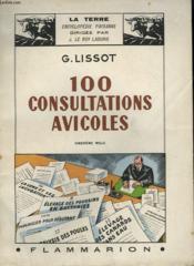 100 Consultations Avicoles. Collection : La Terre - Couverture - Format classique