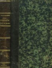 Consolata, Fille Du Soleil - Couverture - Format classique