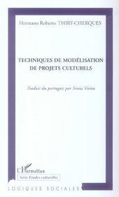 Techniques De Modelisation De Projets Culturels