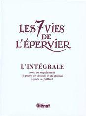 Les 7 vies de l'épervier ; intégrale t.1 à t.7 - Intérieur - Format classique