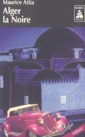 Alger la noire - Intérieur - Format classique