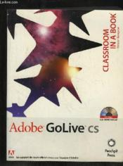 Adobe golive cs  - Collectif