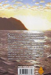 Rivage t.3 - 4ème de couverture - Format classique