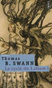 Le cycle du latium t.1 ; le phénix vert - Couverture - Format classique