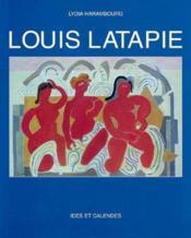 Louis Latapie - Couverture - Format classique