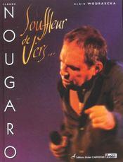 Claude Nougaro ; souffleur de vers - Intérieur - Format classique