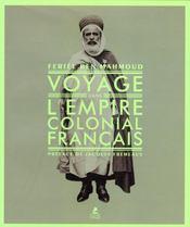 Voyage dans l'empire colonial français - Intérieur - Format classique