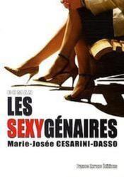 Les sexygénaires - Couverture - Format classique