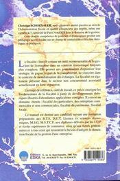Les Fondamentaux De La Fiscalite/Prix Jusq.30.6.2000 - 4ème de couverture - Format classique