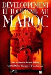 Développement et tourisme au Maroc - Couverture - Format classique