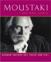 Moustaki Chaque Instant Est Toute Une Vie - Intérieur - Format classique