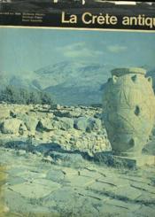 La Crete Antique - Couverture - Format classique
