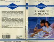 Le Mariage De Melanie - Beloved Witch - Couverture - Format classique