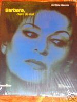 Barbara Claire De Nuit - Couverture - Format classique