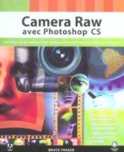 Camera raw avec photoshop cs - Couverture - Format classique