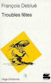 Troubles Fetes Ps147 - Couverture - Format classique