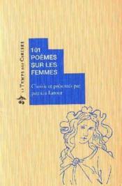 101 poèmes sur les femmes - Couverture - Format classique