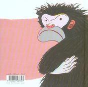 Ma Mauvaise Humeur - 4ème de couverture - Format classique