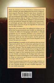 Histoires Extraordinaires D'Outre Espace - 4ème de couverture - Format classique