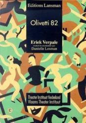 Olivetti 82 - Couverture - Format classique