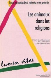 Animaux Les Dans Les Religions N 3 Septembre 1999 - Couverture - Format classique