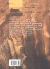 Le charolais - 4ème de couverture - Format classique