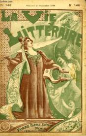 Monsieur Pierre. La Vie Litteraire. - Couverture - Format classique