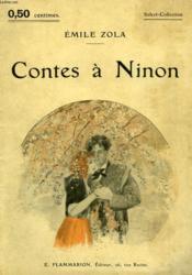Contes A Ninon. Collection : Select Collection N° 32 - Couverture - Format classique